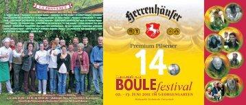 Flyer als PDF-Download  - La Provence & Paradies