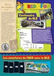 Pages pour les enfants FRED&FUNLe lien est ... - La Poste Suisse