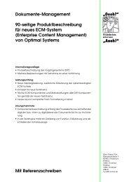 Dokumente-Management 90-seitige ... - Franz Pils