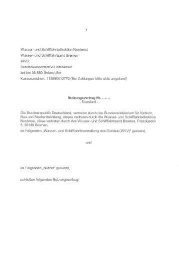 Nutzungsvertrag Kfz Undoder Kfz Anhänger Helfen Und Werben