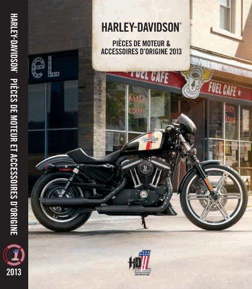 Télécharger le catalogue pdf officiel - Harley-Davidson