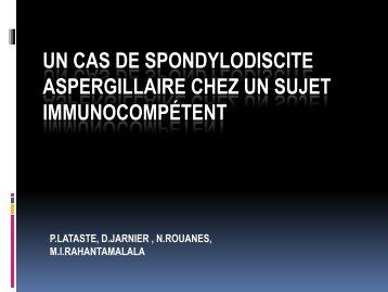 CAS CLINIQUE - UMFCS Bordeaux Segalen