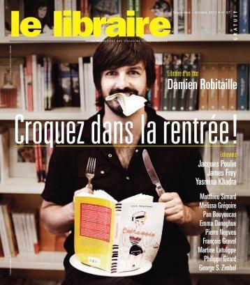 Numéro 67 - Le libraire