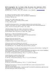 Les chiffres-clés du bâtiment 1999 : données et références - Ctba
