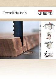 Catalogue JET 2013