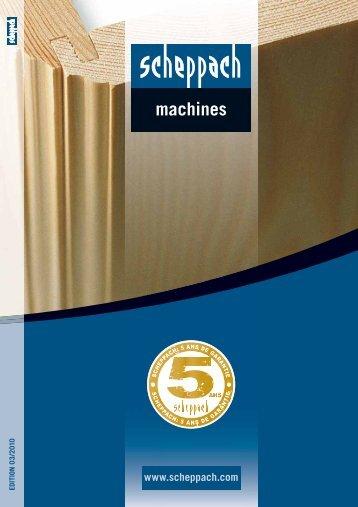 Accessoires - Scheppach