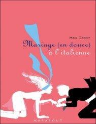 Mariage (en douce ) à l'italienne - Free