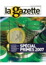 SPECIAL PRIMES 2007 - CFDT Interco Grau du Roi