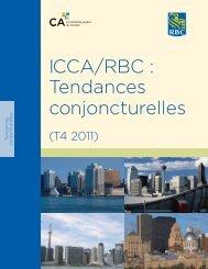 ICCA/RBC : Tendances conjoncturelles (T4 2011)