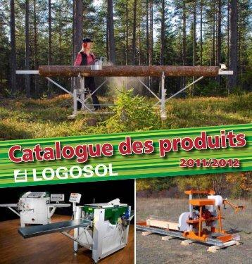 Catalogue des produits - Logosol France