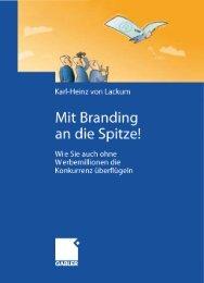 Mit Branding an die Spitze! - Projekt Design