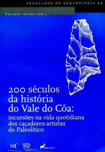 Les données de la séquence stratigraphique du ... - Museu do Côa