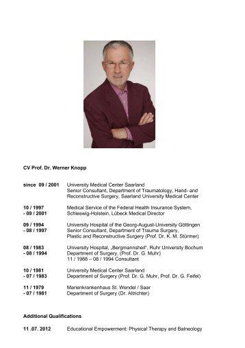 Hospital Information German Medical Online