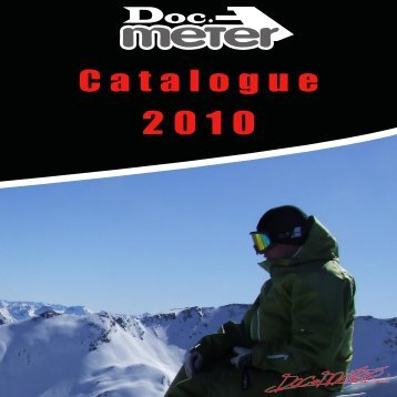 Catalogue - Docmeter