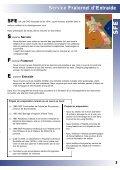 Service Fraternel d'Entraide - AFOM - Page 3