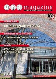 UT1 Capitole Mag n°105 [PDF - 2 Mo ] - Université Toulouse 1 ...