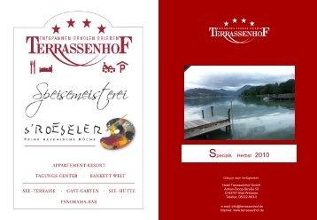 Kein Folientitel - Hotel Terrassenhof