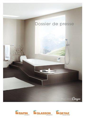 Dossier de presse_ProCasa_2011.pdf - Gétaz Miauton