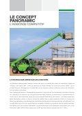 PANORAMIC AVEC STABILISATEURS - Merlo - Page 4