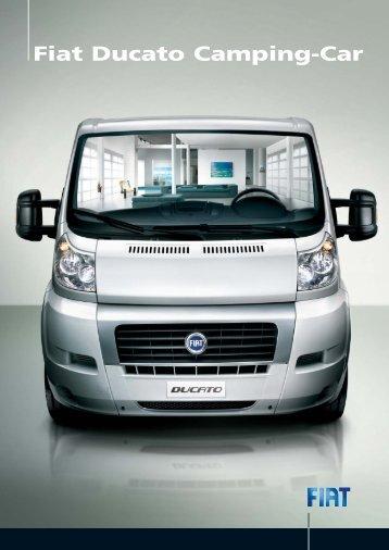 Fiat Ducato Camping-Car - Fiat Professional