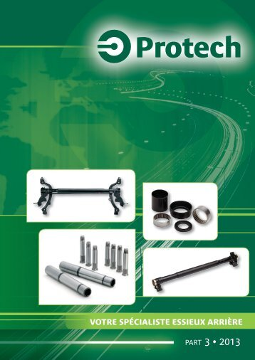 Télécharger le catalogue - Protech industrie