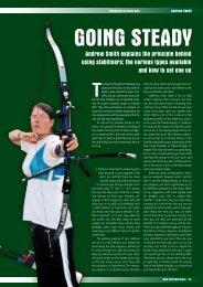 Recurve Stabilisation - Perris Archery