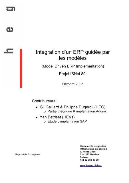 Page De Garde Rapports Haute école Du Paysage D