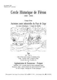 Anciennes zones industrielles du Pays de Liège - Histoire de Spa et ...
