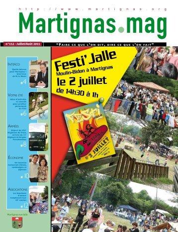 12 #10 - Mairie de Martignas-sur-Jalle