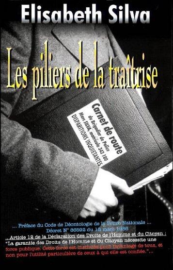 LES PILIERS DE LA TRAITRISE - Scandale-France.org