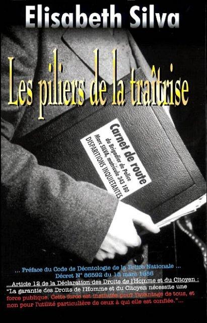 Les Piliers De La Traitrise Scandale Franceorg