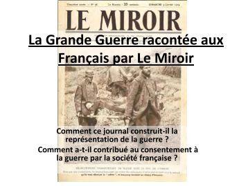 La for Le miroir aux espions