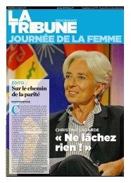 supplément - La Tribune