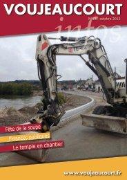 n°18 - octobre 12 - Ville de Voujeaucourt