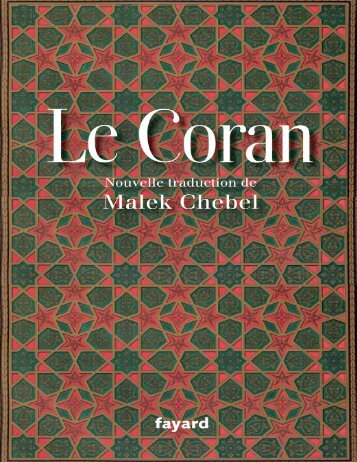 Lecture en ligne (version pdf) - Le Noble Coran