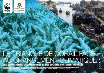 LE TRIANGLE DE CORAIL FACE AU CHANGEMENT CLIMATIQUE ...