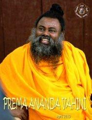 Prema Ananda Vahini - avril 2013 (.pdf) - Premananda