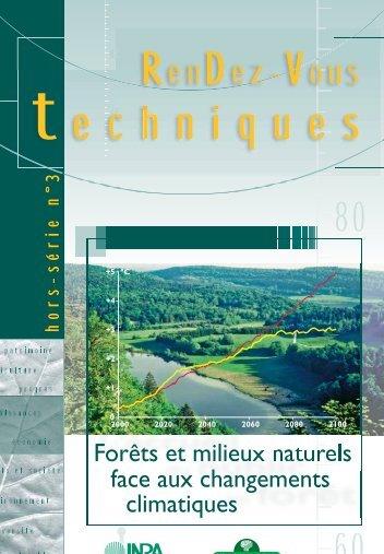 Forêts et milieux naturels face aux changements climatiques - planete