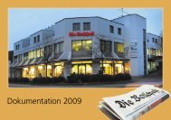 Dokumentation 2009 - Publicitas AG