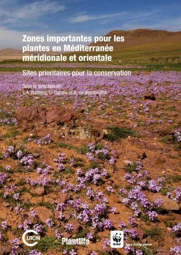 Zones importantes pour les plantes en Méditerranée ... - IUCN