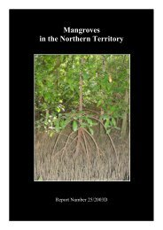 Mangroves in the Northern Territory - Department of Land Resource ...