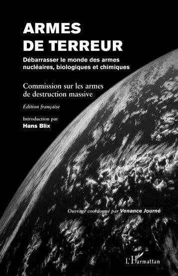 armes de terreur - Pugwash Conferences on Science and World ...