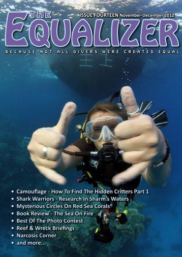 THE EQUALIZER ISSUE FOURTEEN - November ... - Aziab Media