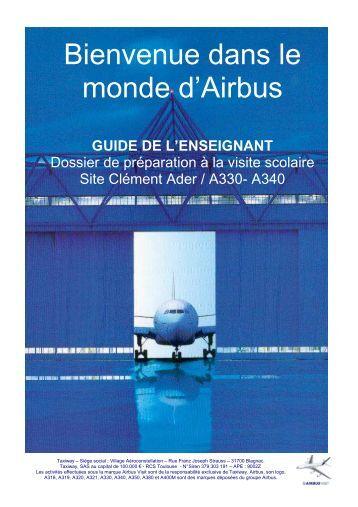 Bienvenue dans le monde d'Airbus