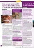 En vedette ce mois-ci - Clio - Page 4