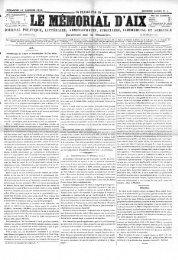 m JOURNAL POLITIQUE^ LITTÉRAIHE, ÀDMINISTR ... - E-Corpus