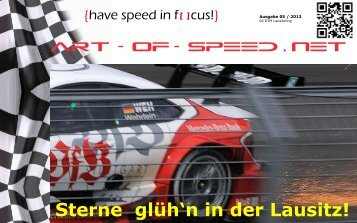 {have speed in focus!} Lausitzring 05 / 2013
