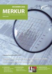 Merkur 10/2006 - Chambre de Commerce
