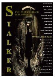 Ernesto Sábato, le dernier sondeur des abîmes - Stalker