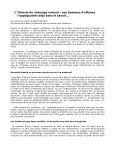 Le Taon – Février 1998 (Volume 2, No 2) - UQAM - Page 2